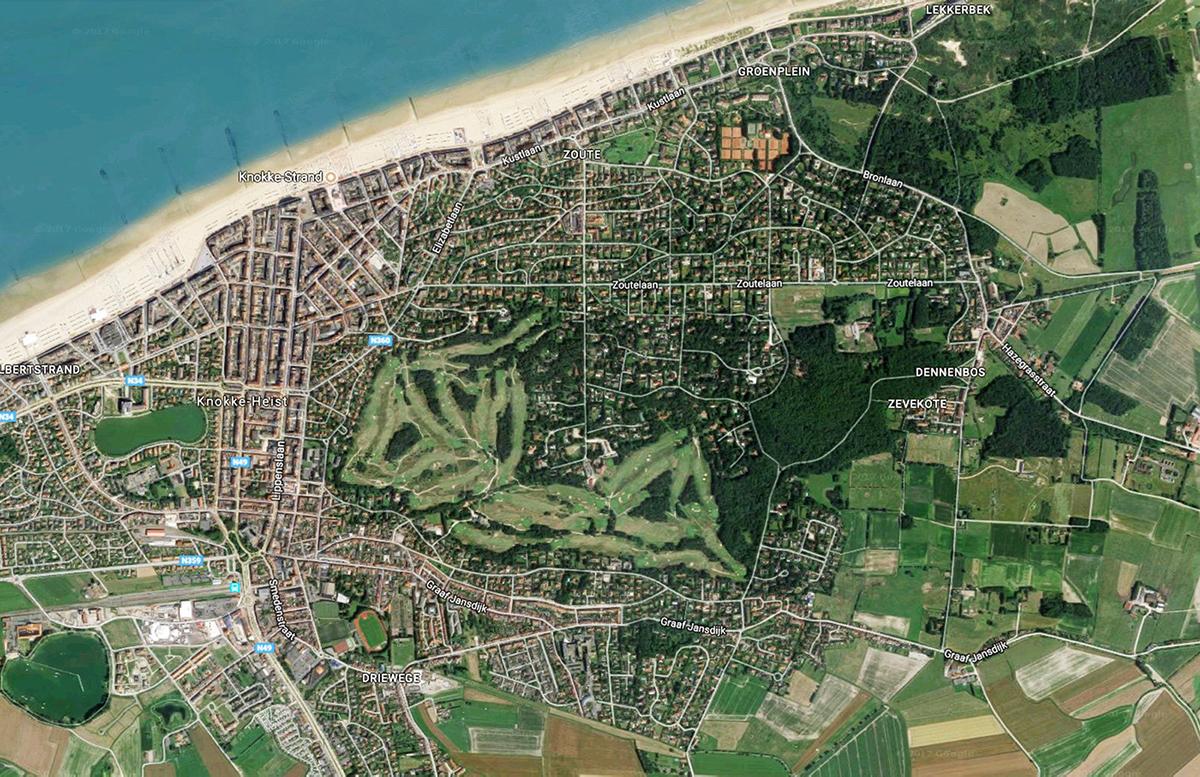 Cambier De Nil - Où voulez-vous vivre à Knokke?